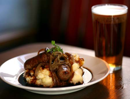 Bangers & Mash week @Jekyll_n_Hyde | Area Culture Guide