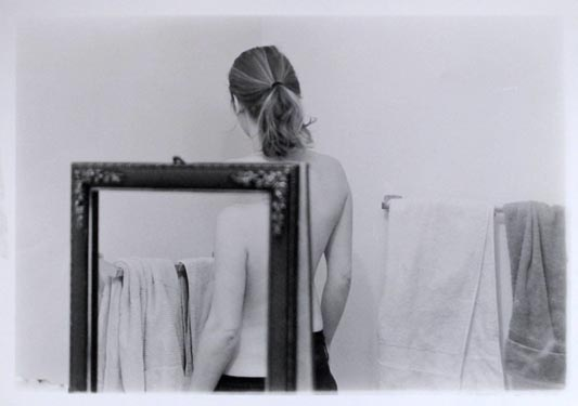 24_Anna Mields_Self Adjusting_black & white hand printed photo print on orwo paper 24x30_5cm 1print- 1artist copy (black and white photo print)