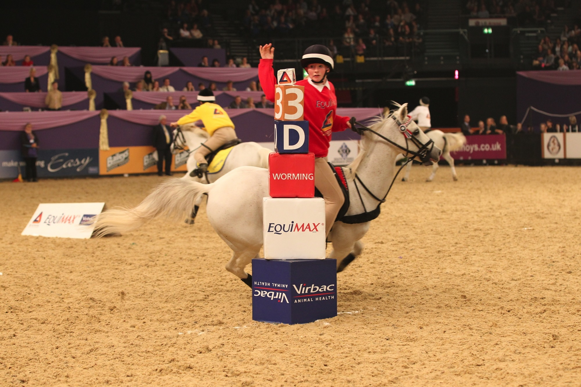 Trade Stands Hoys 2015 : Win tickets to horse of the year show area culture guide