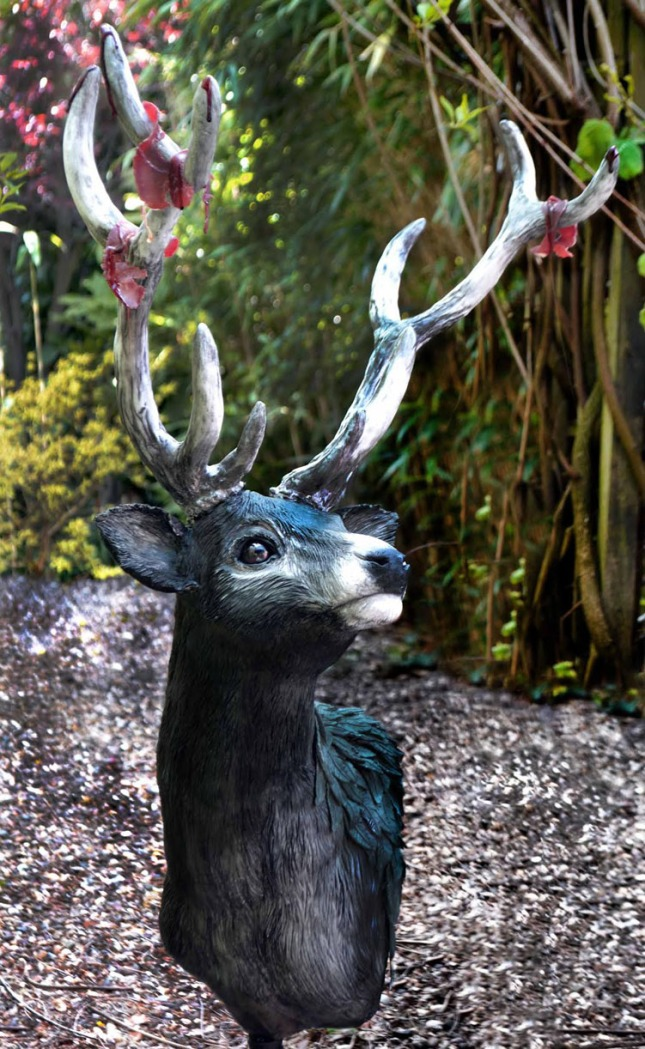 Hannibal Stag Head
