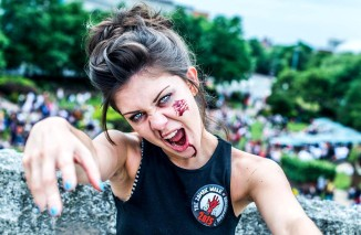 Zombies Return to Birmingham for 2015