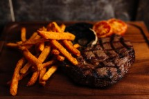 Josper grill steak
